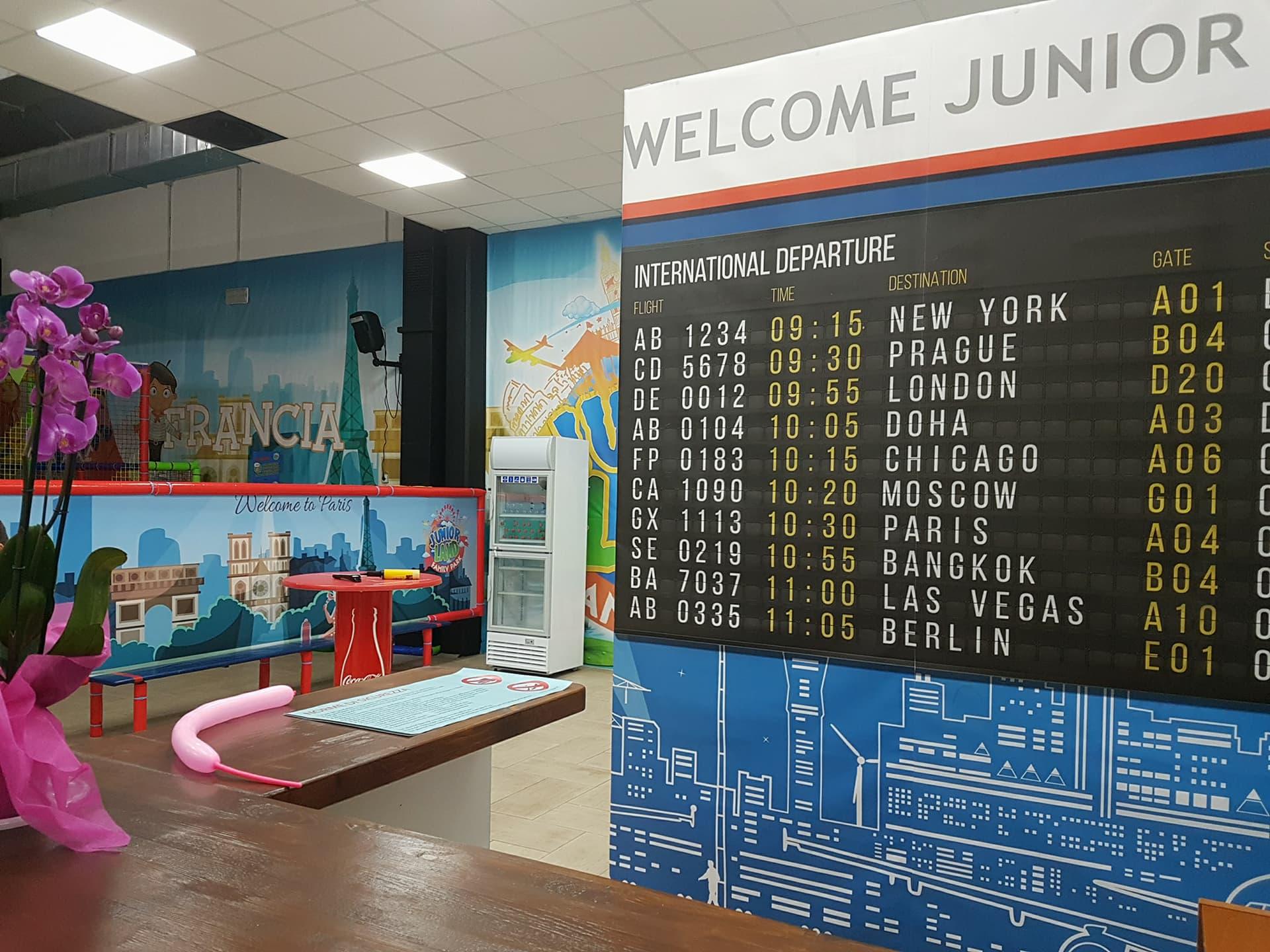 Junior Land Family Park a Carsoli il viaggio nel mondo del divertimento