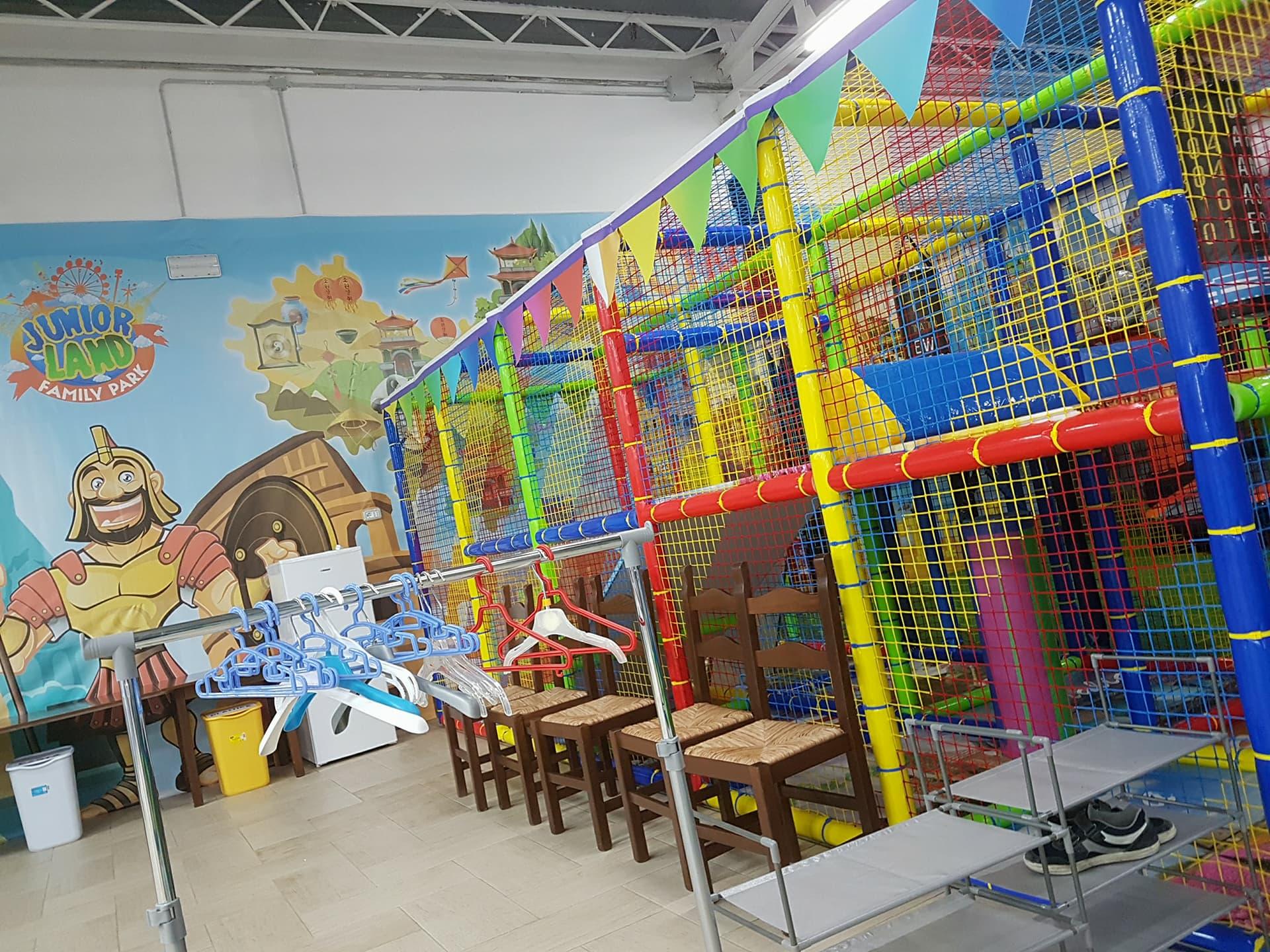 """Grande entusiasmo a Carsoli per il nuovo parco divertimenti """"Junior Land"""""""
