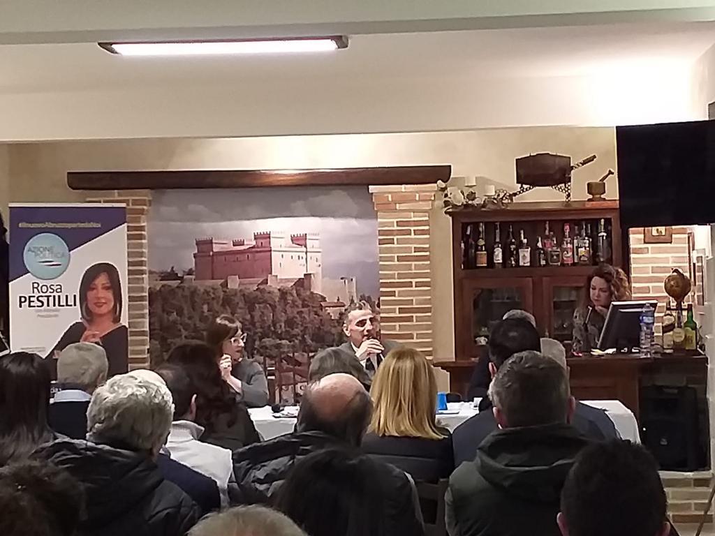 """Successo a Celano per Rosa Pestilli, sul caro A24: """"Conferenza dei servizi permanente per sicurezza e riduzione costi"""""""