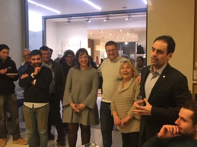 Prosegue il tour di incontri in terra d'Abruzzo per Rosa Pestilli candidata alla Regione con Azione Politica